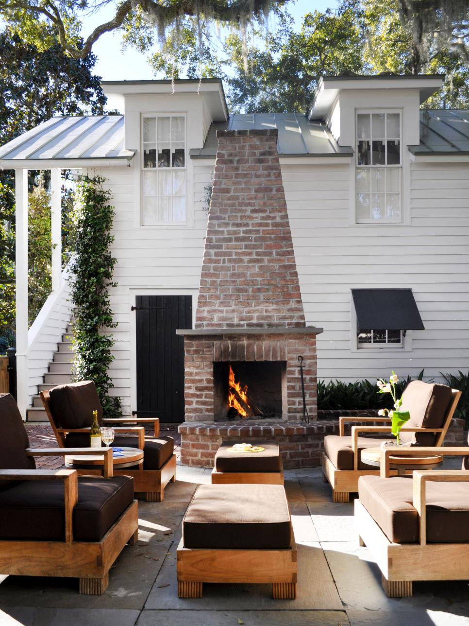 Outdoor Fireplace Design Outdoor Fireplace Ideas Design Ideas for Outdoor