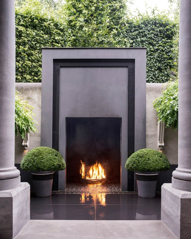 Outdoor Fireplace Design top 12 Stunning Fireplaces for Luxury Outdoor Living