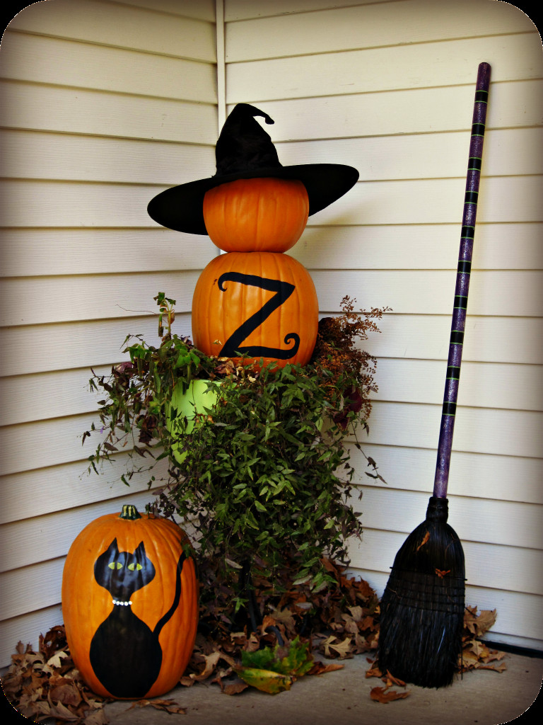 Outdoor Halloween Decorations 25 Diy Halloween Decorations Ideas Magment