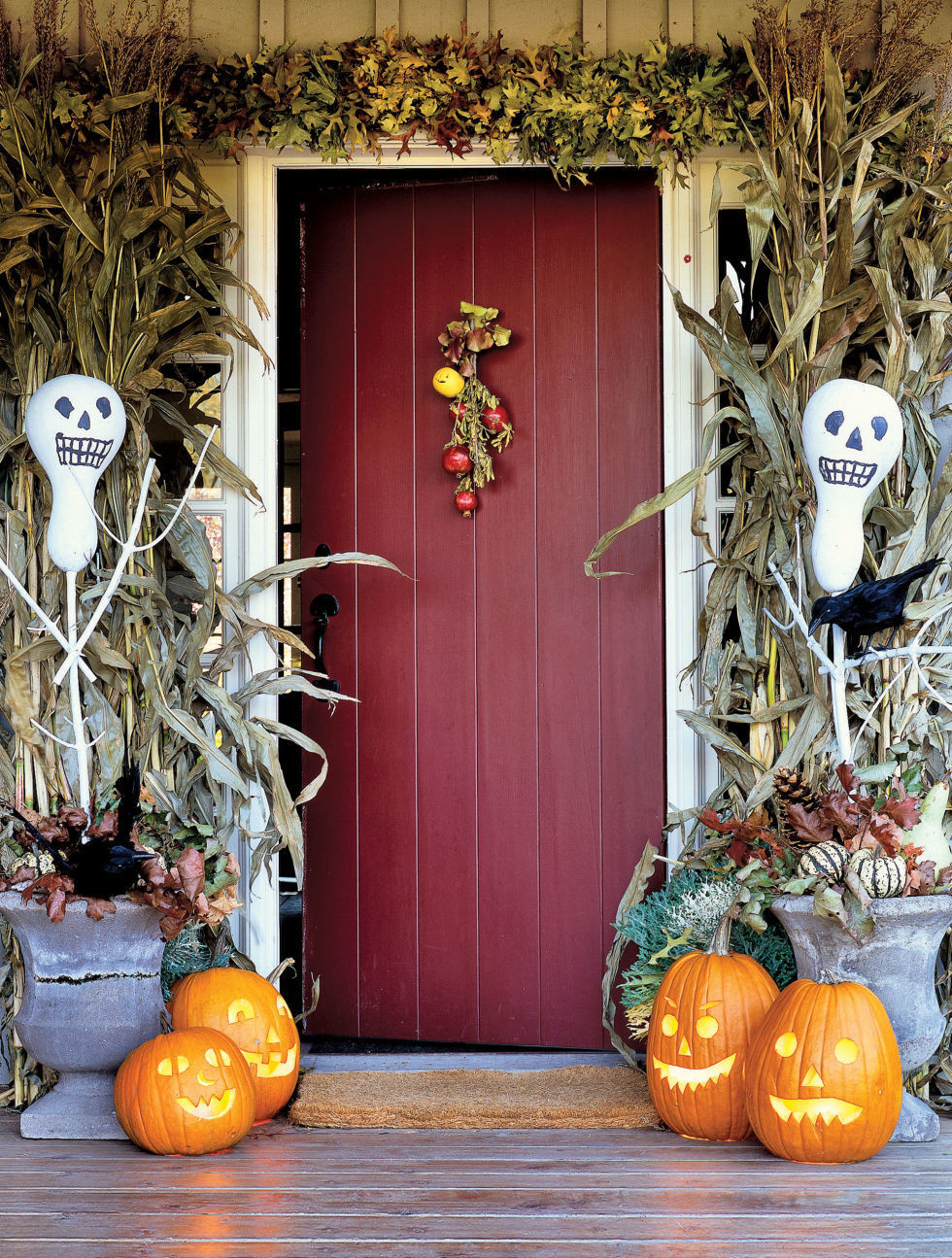 Outdoor Halloween Decorations 25 Elegant Halloween Decorations Ideas Magment