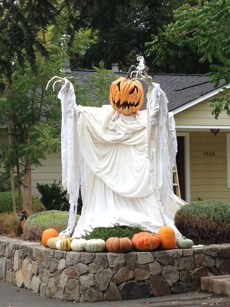 Outdoor Halloween Decorations 48 Creepy Outdoor Halloween Decoration Ideas