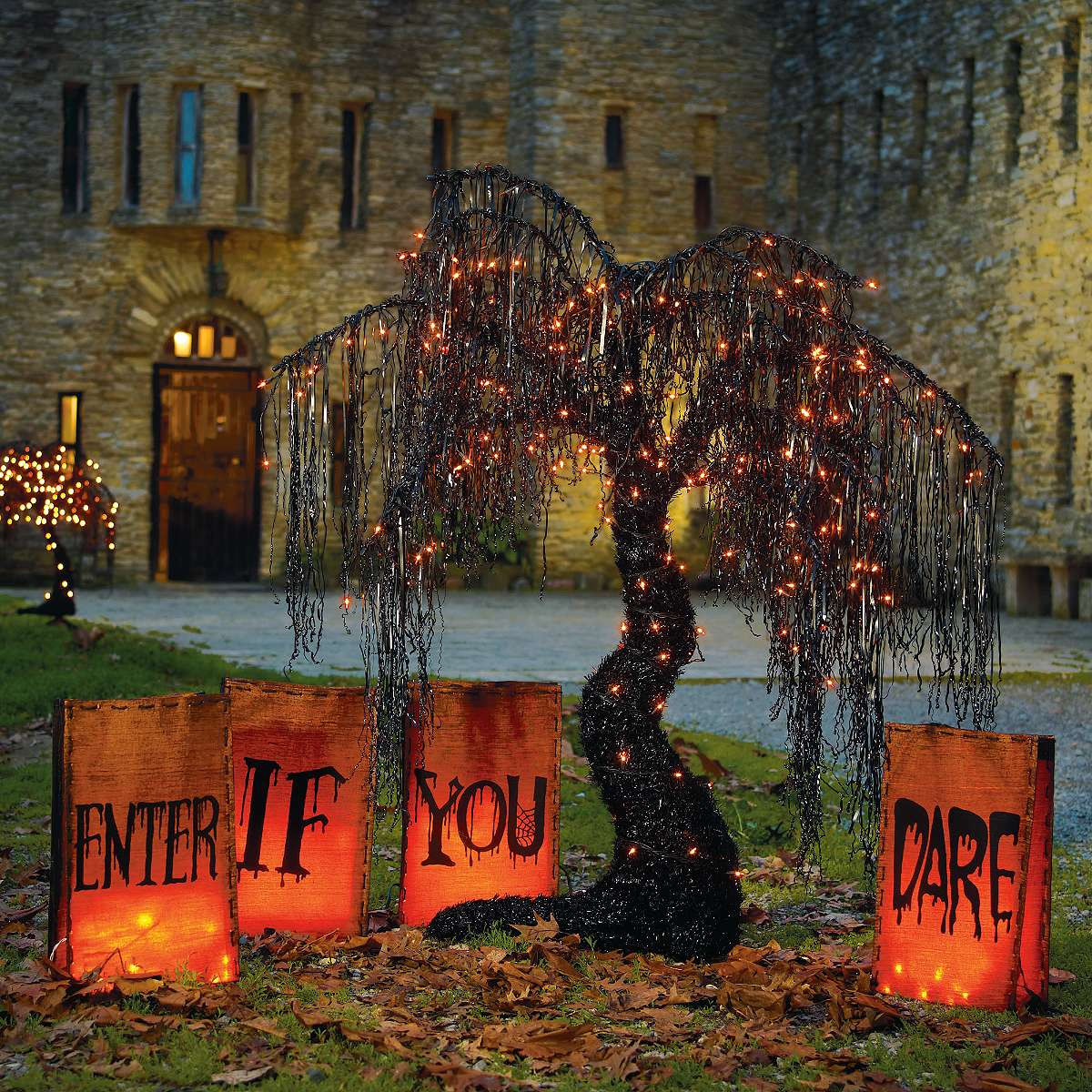 Outdoor Halloween Decorations 50 Best Diy Halloween Outdoor Decorations for 2017