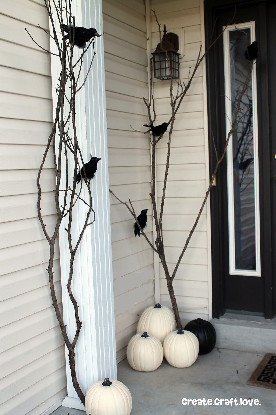 Outdoor Halloween Decorations 50 Best Diy Halloween Outdoor Decorations for 2019