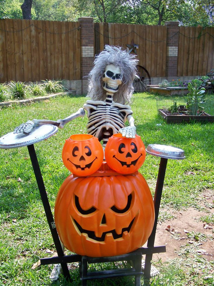 Outdoor Halloween Decorations Best 25 Outdoor Halloween Decorations Ideas On Pinterest