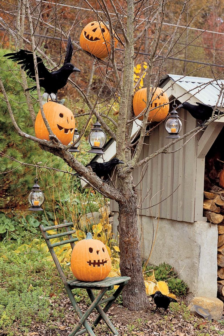 Outdoor Halloween Decorations Exquisite Outdoor Halloween Decoration Ideas Festival