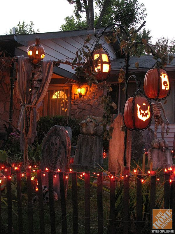 Outdoor Halloween Decorations Halloween Yard Decoration Woodworking Projects & Plans