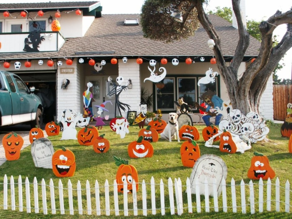Outdoor Halloween Decorations Outdoor Halloween Decorations Ideas to Stand Out