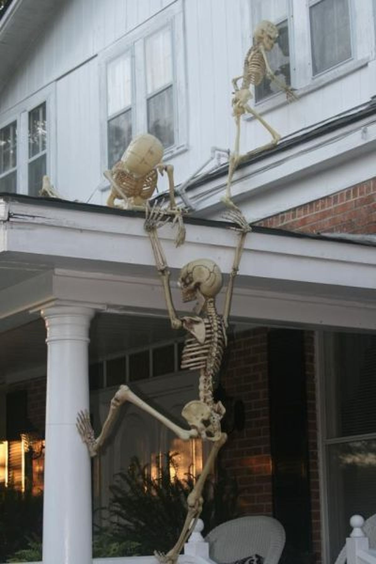 Outdoor Halloween Decorations Plete List Of Halloween Decorations Ideas In Your Home