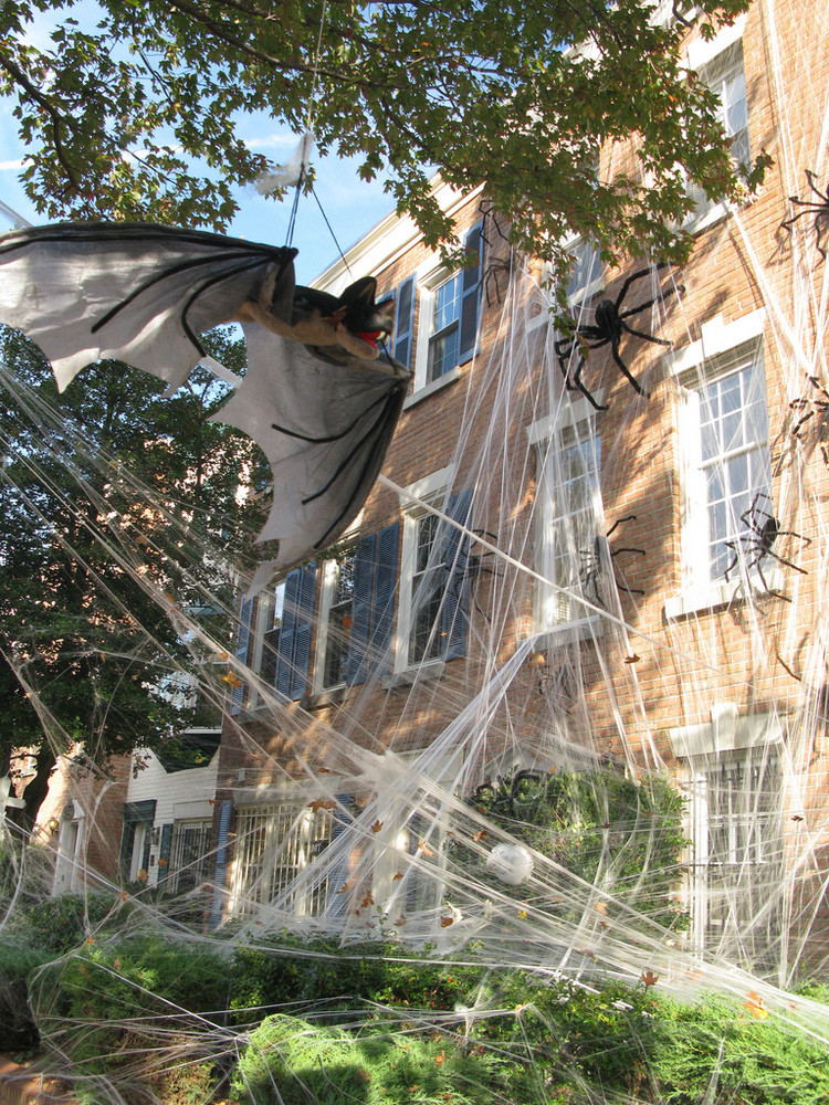 Outdoor Halloween Decorations Spooky Ideas for Outdoor Halloween Decoration