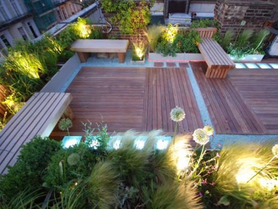 Rooftop Garden 20 Beautiful and Inspiring Roof top Garden Designs and