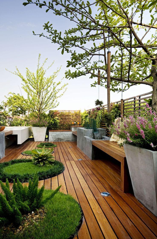 Rooftop Garden 20 Rooftop Garden Ideas to Make Your World Better Bored Art