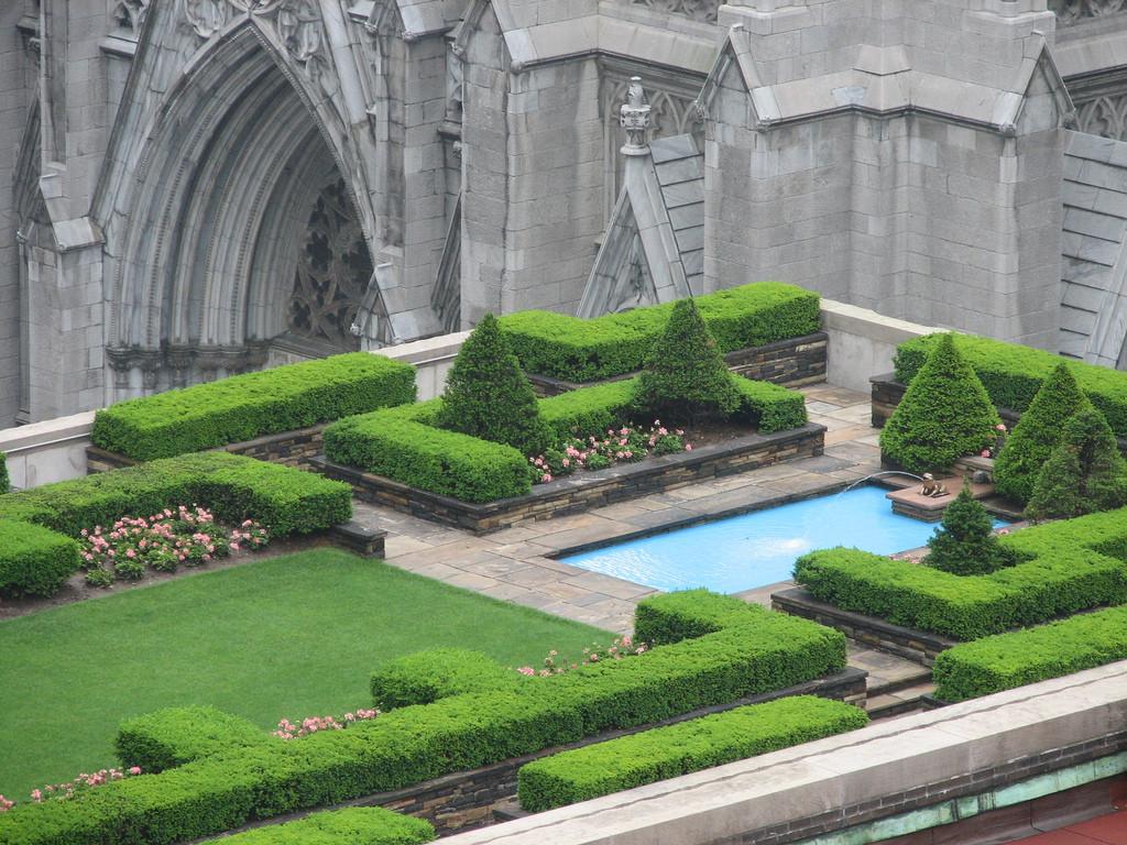 Rooftop Garden Creative Urban Roof Gardens Designs Wallpapers Hd
