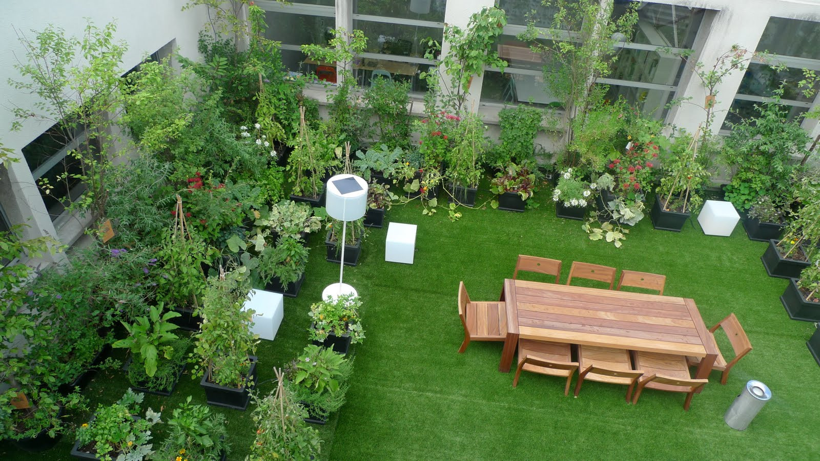 Rooftop Garden Easy to Install Rooftop Gardens Terrace Gardens India by