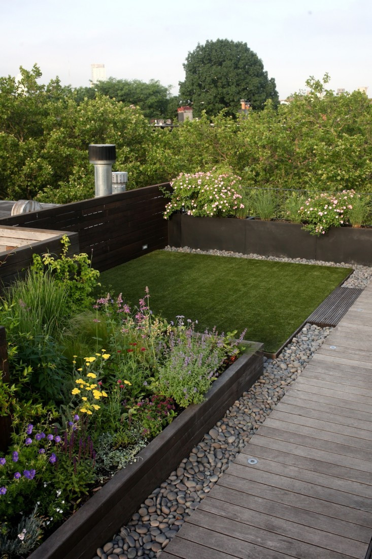 Rooftop Garden Landscape Design 10 Simple Layouts for Summer Roof