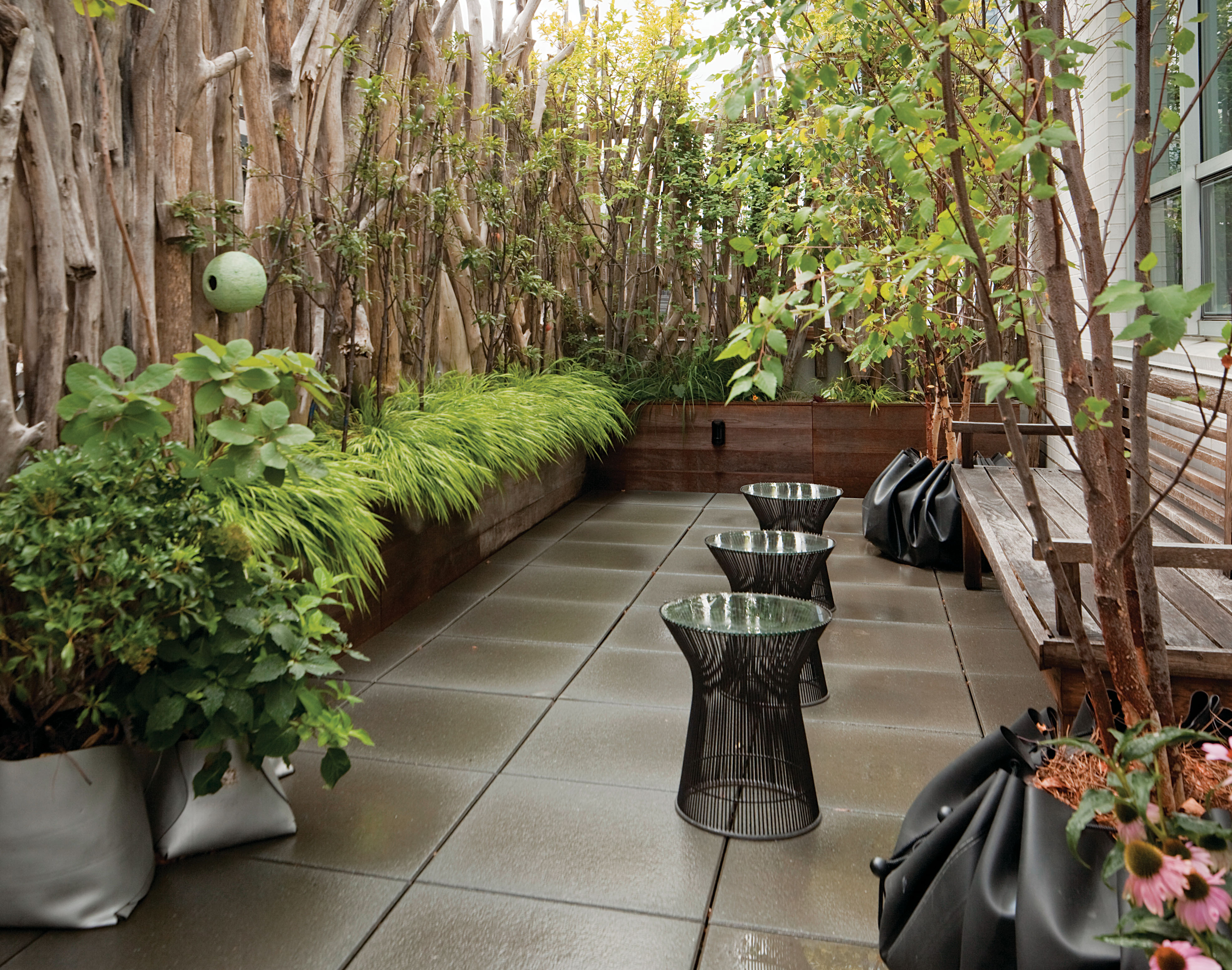 Rooftop Garden New Book Highlights Amazing Manhattan Rooftop Terraces and