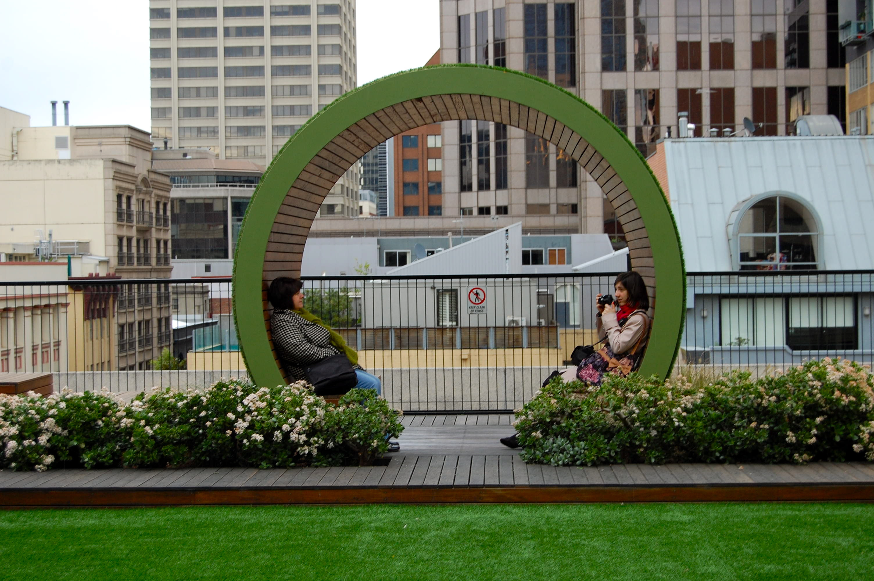 Rooftop Garden origin Rooftop Garden