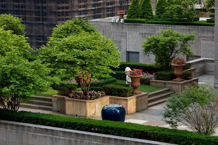 Rooftop Garden Rockefeller Center S Secret Roof Gardens Gwarlingo