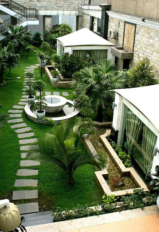 Rooftop Garden Roof Garden Advantages