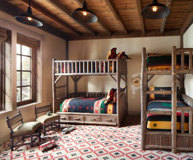 Rustic Kids Room Designs 15 Charming Rustic Kids Room Designs that Strike with