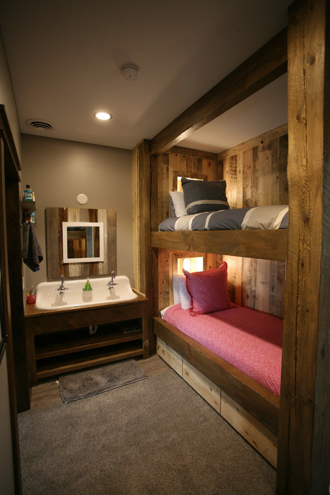 Rustic Kids Room Designs 15 Fantastic Rustic Kids Room for Your Mountain Cabin