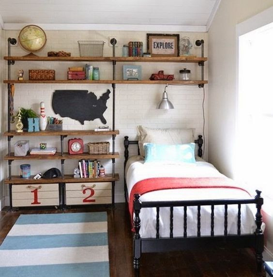 Rustic Kids Room Designs 25 Best Ideas About Rustic Boys Bedrooms On Pinterest