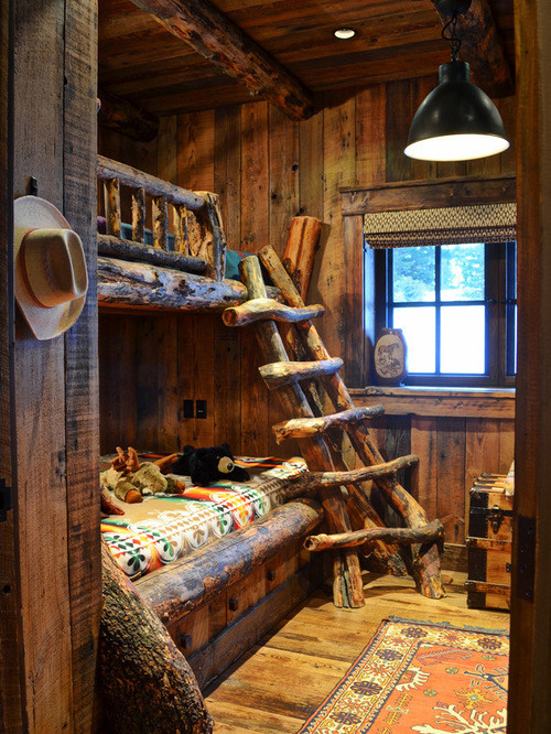 Rustic Kids Room Designs 35 Awesome Rustic Style Kid's Bedroom Design Ideas