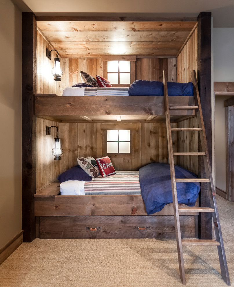 Rustic Kids Room Designs 65 Cozy Rustic Bedroom Design Ideas Digsdigs