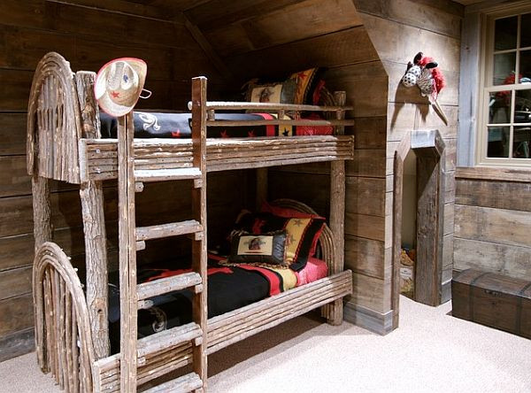 Rustic Kids Room Designs Inspiring Rustic Bedroom Ideas to Decorate with Style