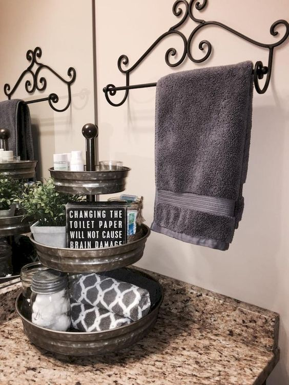 small apartment bathroom decoration 15