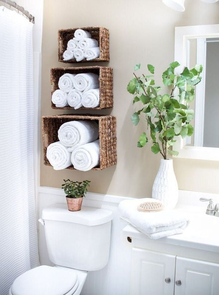 small apartment bathroom decoration 16
