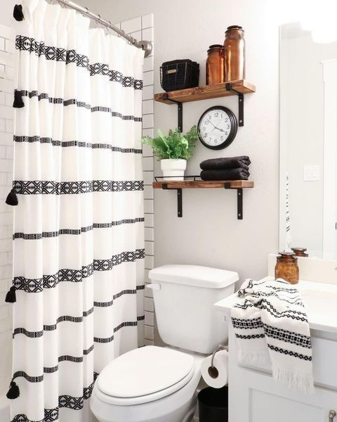 small apartment bathroom decoration 21