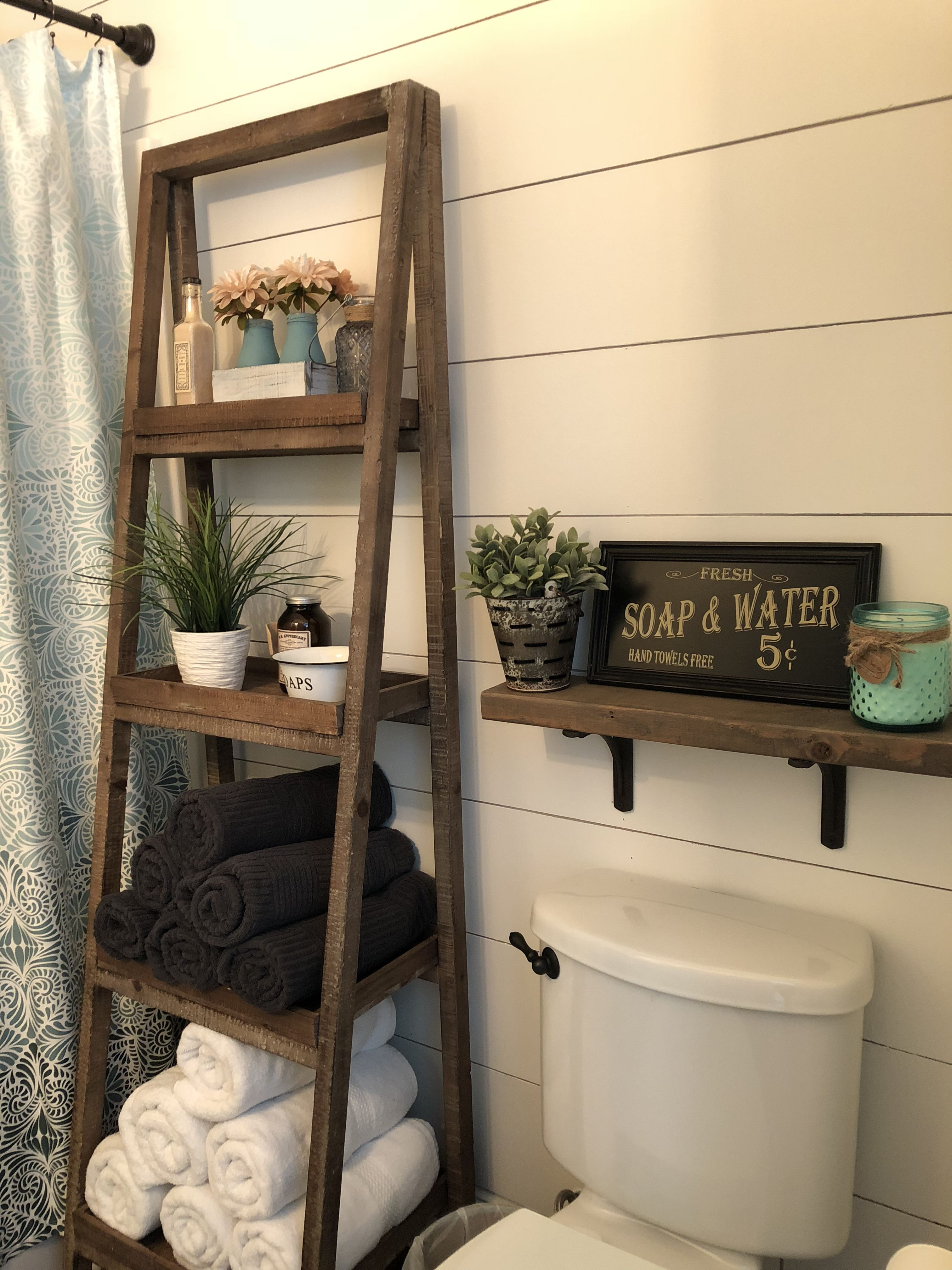 small apartment bathroom decoration 24