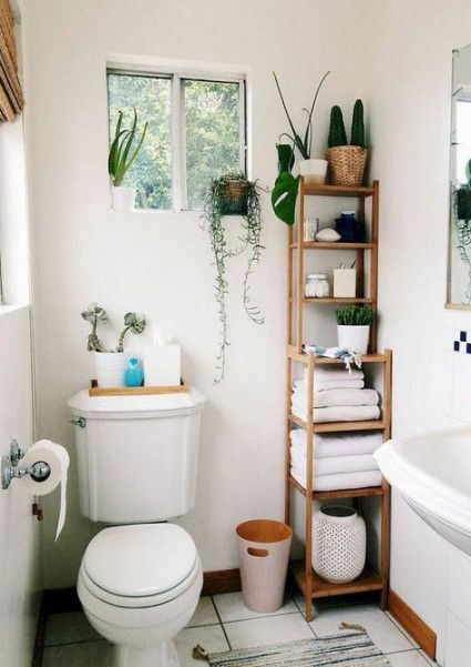 small apartment bathroom decoration 5