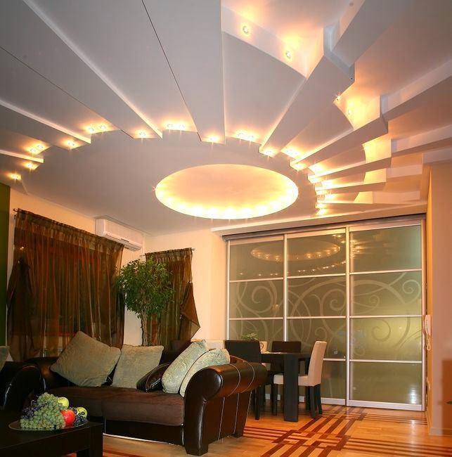 Unique Ceiling Design 10 Unique False Ceiling Designs Made Of Gypsum Board
