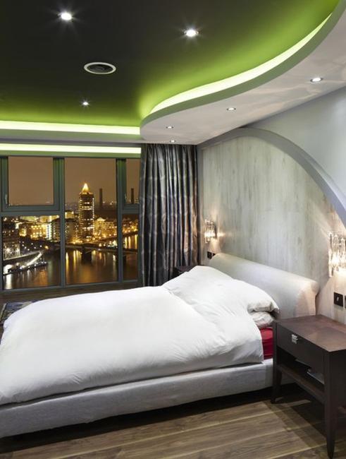 Unique Ceiling Design 15 Unique Ceiling Designs Bedroom Decorating Ideas