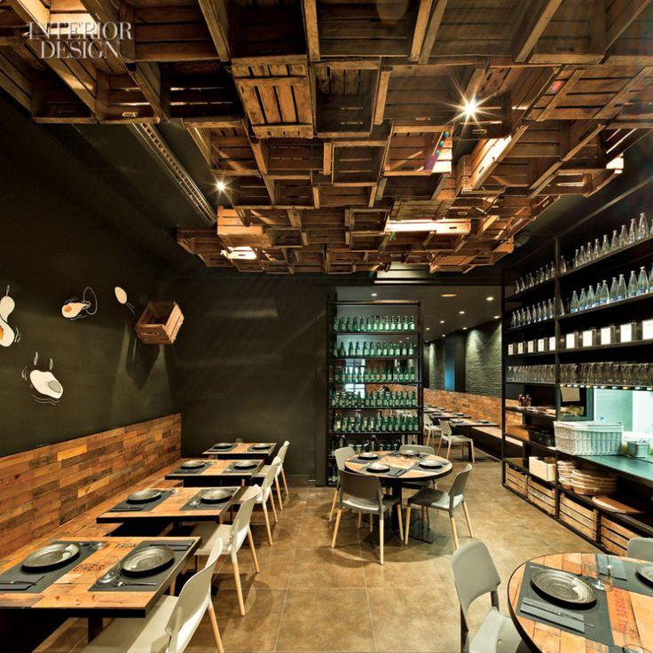 Unique Ceiling Design Interior Architecture Lovely Unique Restaurant Interior