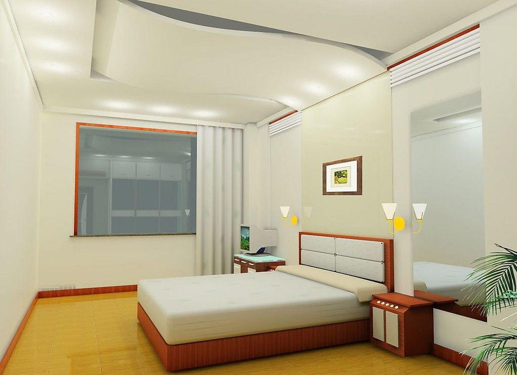 Unique Ceiling Design Wonderful Ceiling and Wall Designs Modern Bedroom with