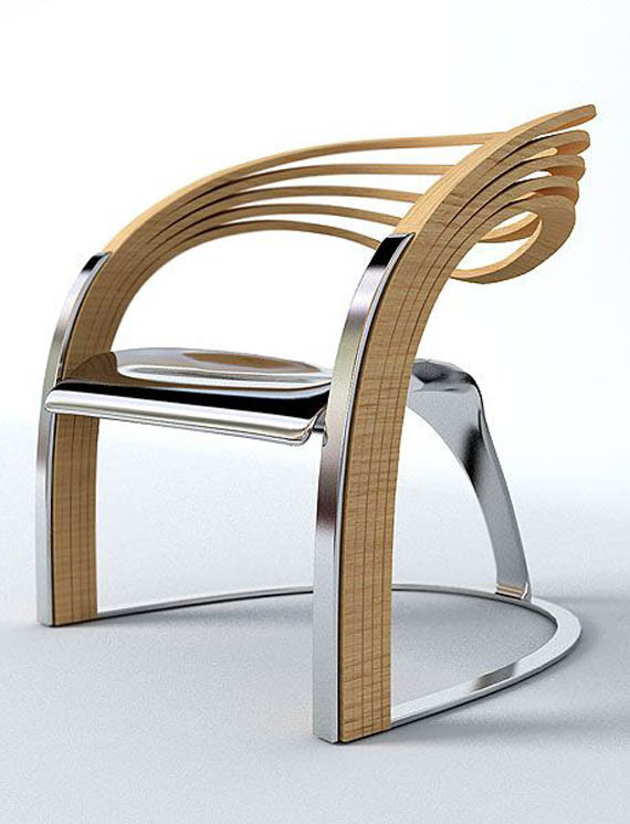 Unique Chair Design Amazing Bentwood Chair Elaxa Chair
