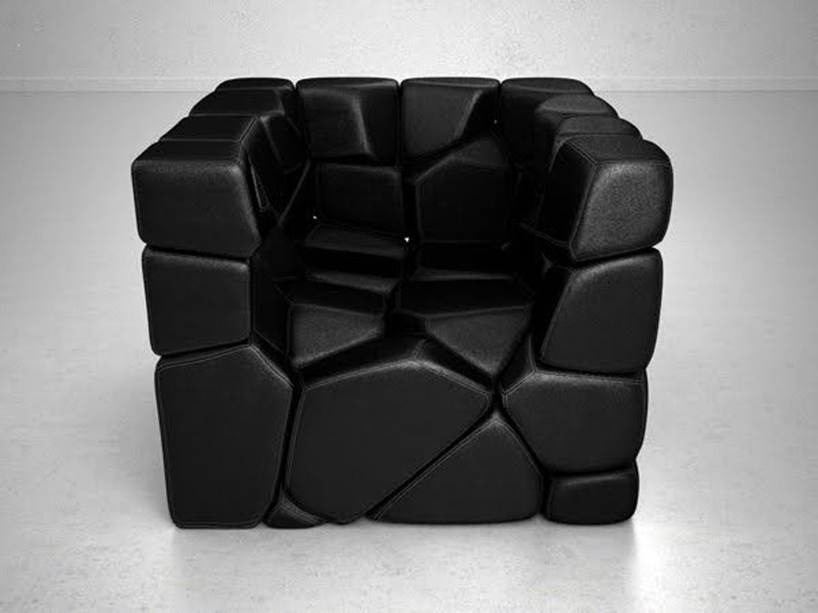 Unique Chair Design Design Inspiration the Vuzzle Unique