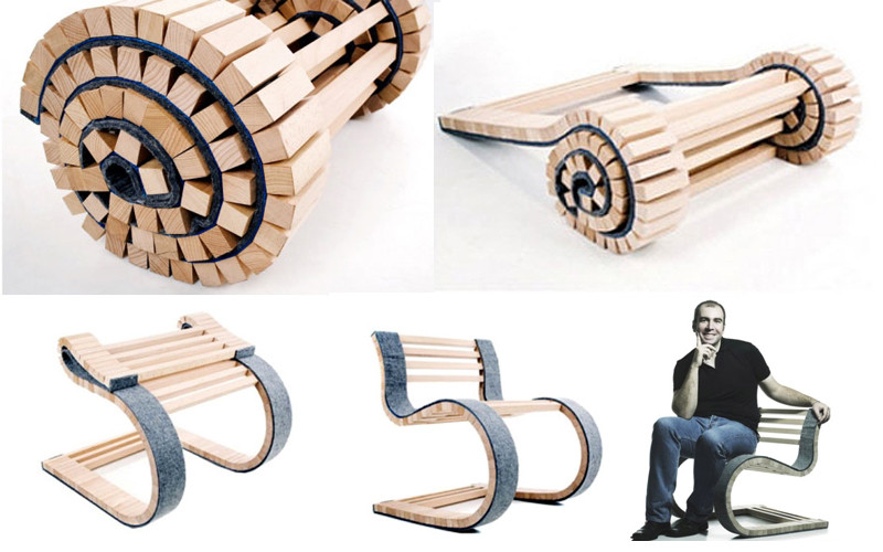 Unique Chair Design Interesting Strange and Great Inventions [15 Pics]