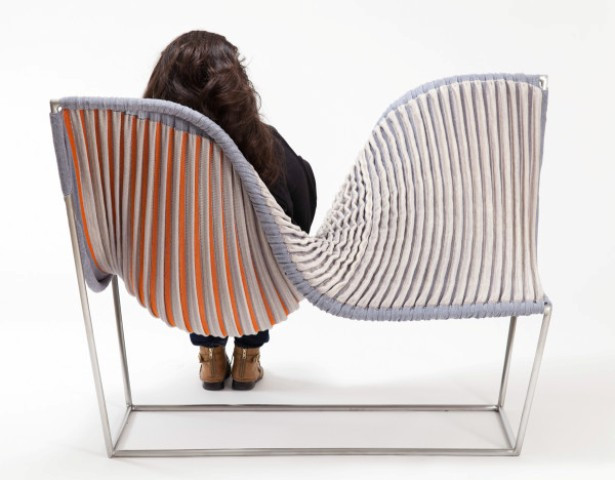 Unique Chair Design Rethinking soft Materials In Furniture Design Unique