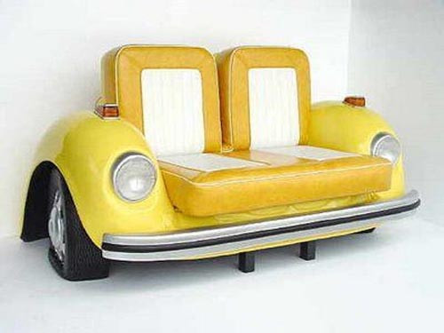 Unique Chair Design Unique Furniture with Old Cars Concept Furniture Design