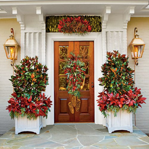 Unique Door Decoration 20 Fresh & Unique Christmas Decorating Ideas