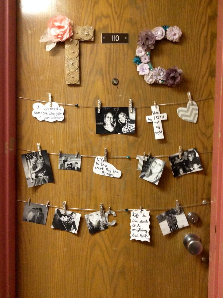 Unique Door Decoration 25 Unique Dorm Room Doors Ideas On Pinterest
