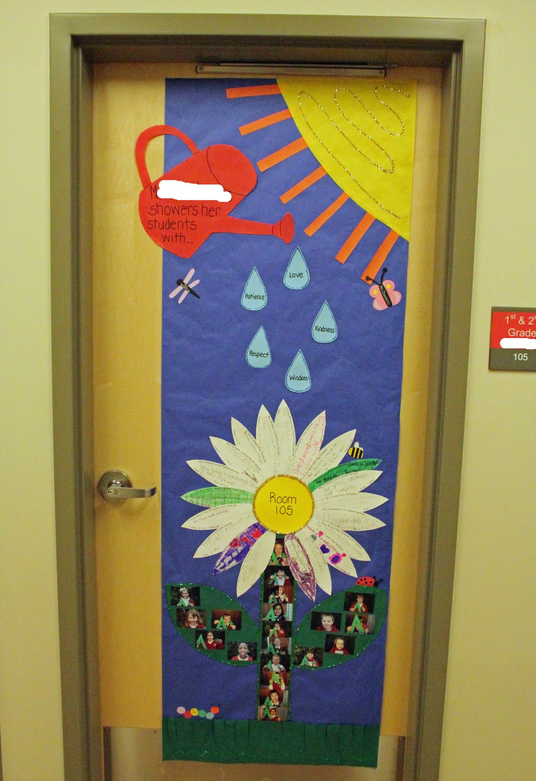 Unique Door Decoration Preschool Classroom Decorating Ideas
