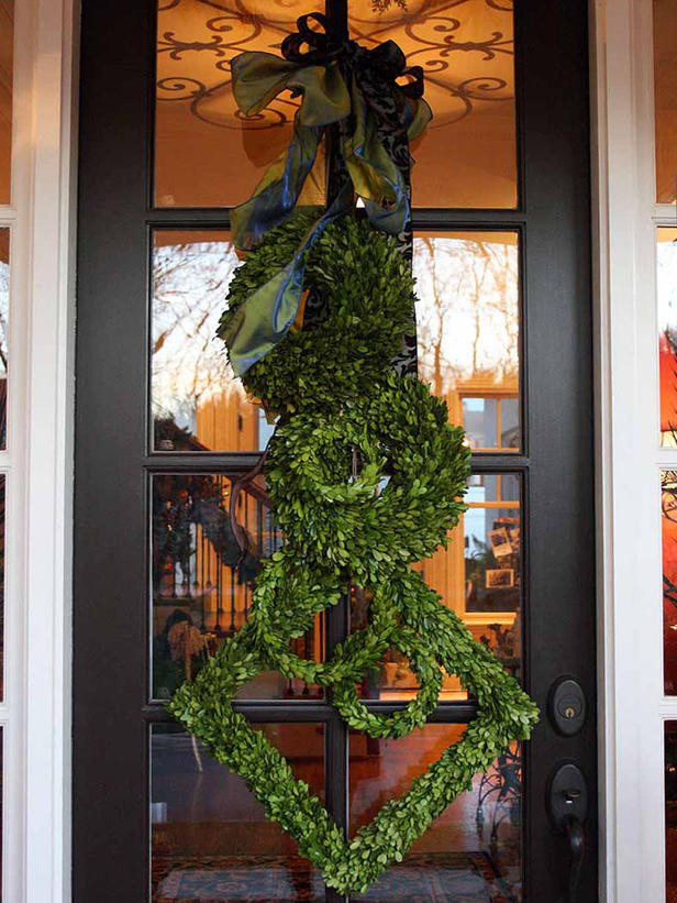 Unique Door Decoration Winter Wreaths and Door Decor Page 03 Decorating