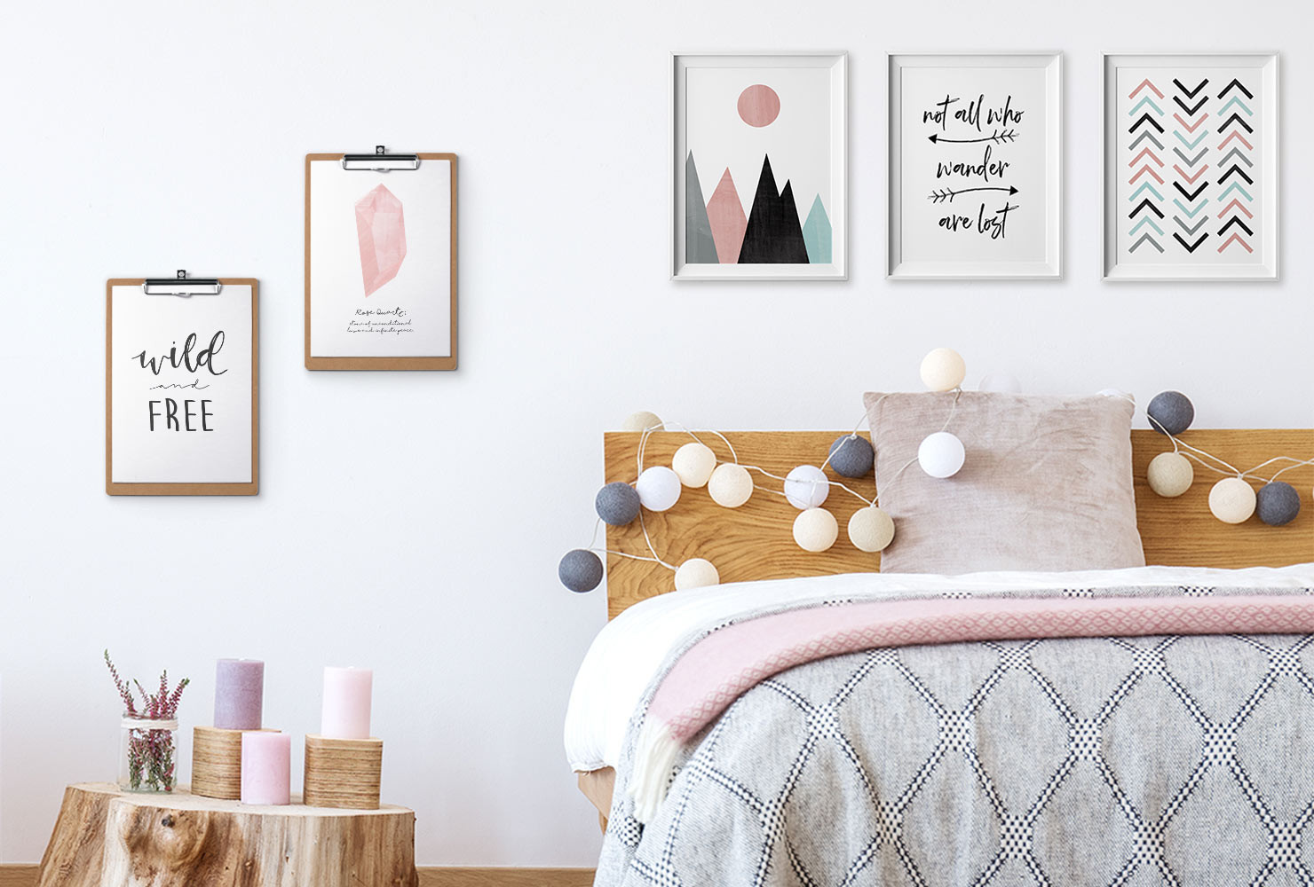 Wall Art Ideas Bedroom 24 Diy Bedroom Decor Ideas to Inspire You with Printables