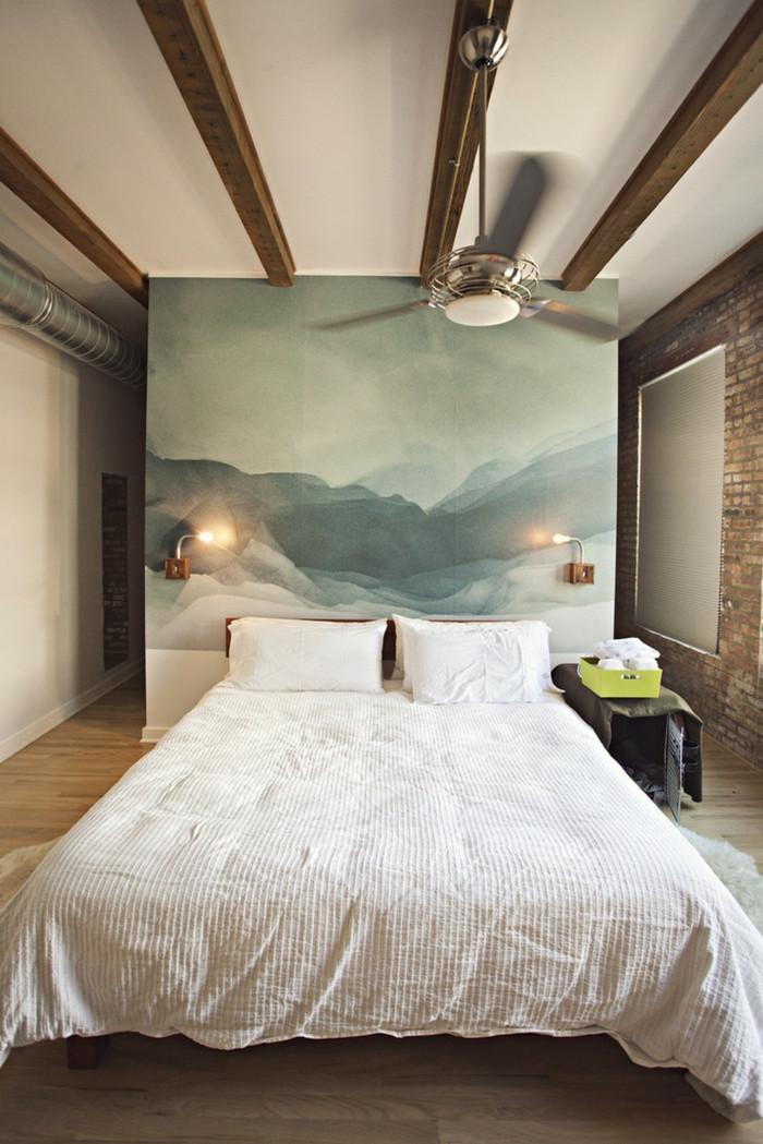 Wall Art Ideas Bedroom 32 Wandfarben Ideen Mit Aquarell Sie Begeistern Werden