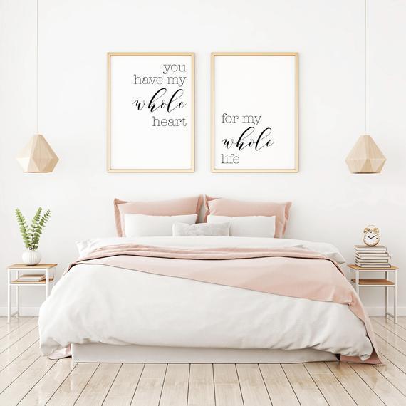 Wall Art Ideas Bedroom Bedroom Wall Decor Ideas Home Decor Wall Art Master