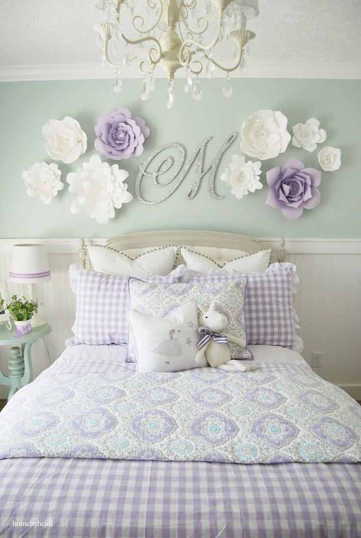 Wall Art Ideas Bedroom Best 25 Girl Wall Decor Ideas On Pinterest